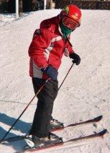 MBF on skis