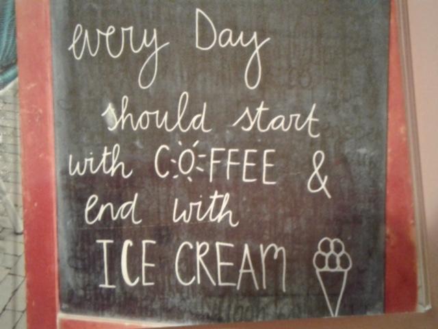 eat more icecream