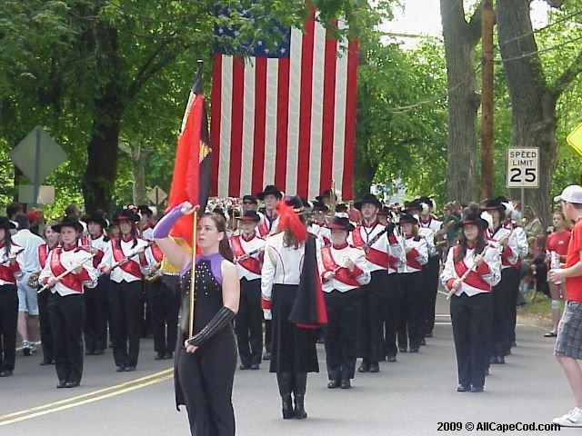 Centerville parade